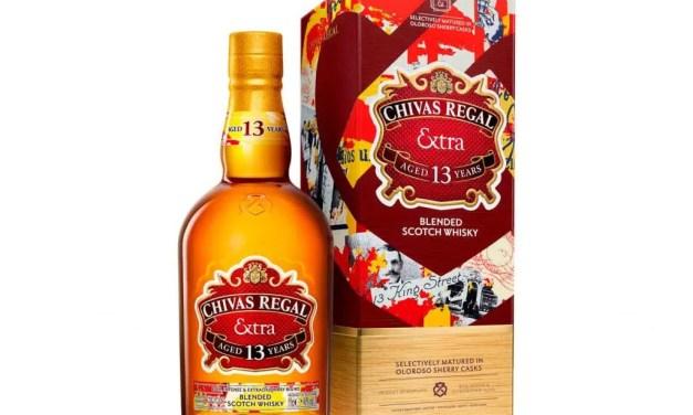 Whisky Chivas Extra 13 años: plenitud y placer en cada sorbo