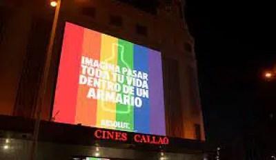 La campaña promovida por Absolut