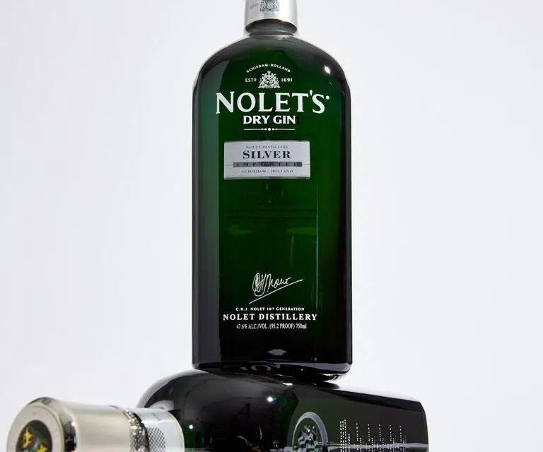 Nolet'S Silver Gin: bellamente sabrosa sin ser una bomba de enebro