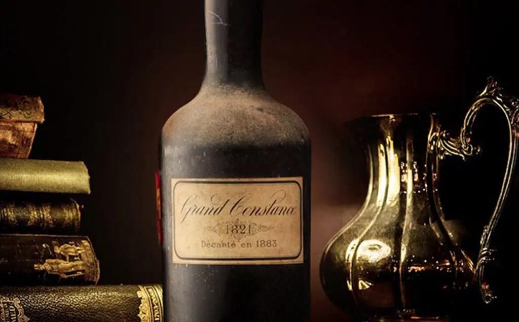 Un vino de 200 años que perteneció a Napoleón Bonaparte