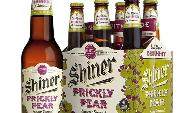 Shiner Prickly Pear: «La cerveza de Texas se siente como el verano»