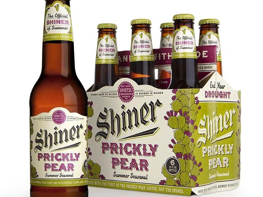 """Shiner Prickly Pear: """"La cerveza de Texas se siente como el verano"""""""