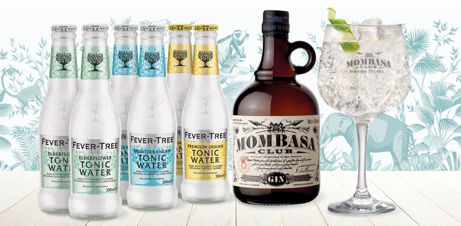Gin Mombasa Club perfecta para el verano 2021