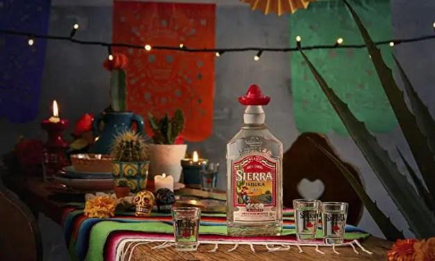 "Sierra Tequila Silver: ""La piedra que muerde"""