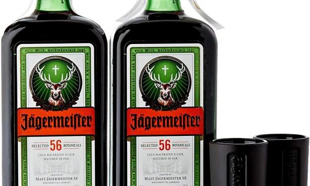 Jägermeister, licor de hierbas entre las mejores marcas 2021