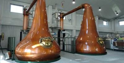 whisky de maíz