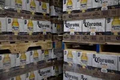 La cerveza Corona