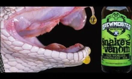 Snake Venom, una cerveza con formulación especial