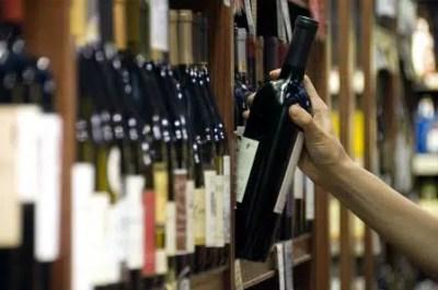 Consumo del vino en Suecia