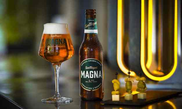 Cerveza Golden Lager es una creación redonda, especial