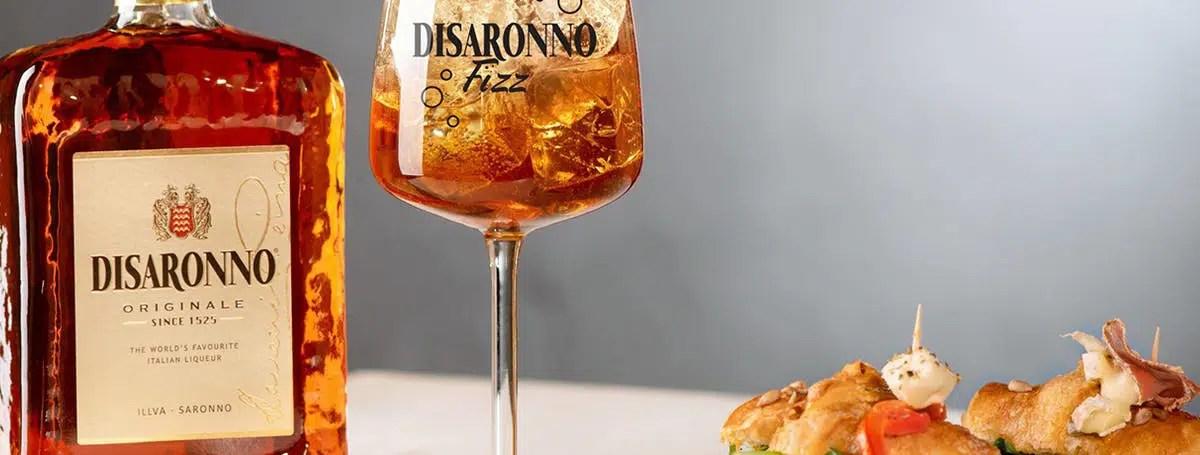 Amaretto Disaronno es el licor italiano más vendido en el mundo