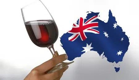 El vino australiano ante los altos aranceles chinos busca expandirse a otros mercados