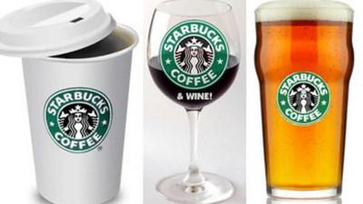 cerveza de Starbucks Nitro Cold Brews