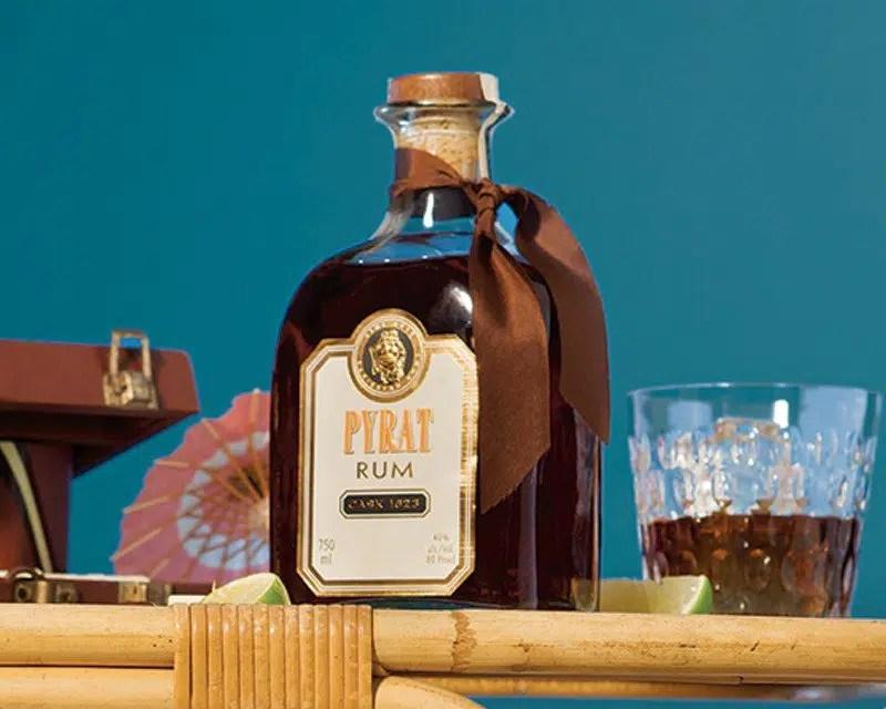 Pyrat Cask 1623, una verdadera explosión de sabores cítricos