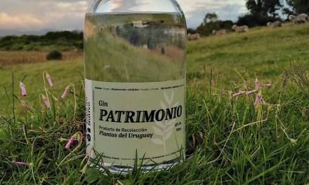 Gin Patrimonio resalta los gustos y sensaciones de los bosques nativos