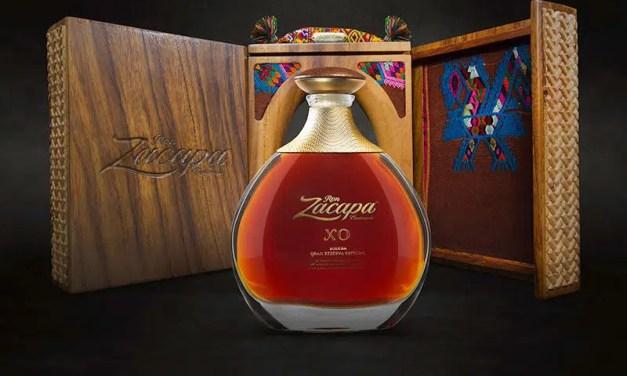 Ron Zacapa XO, una edición especial de 200 cajas conmemorativas