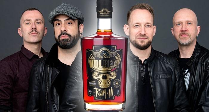 Volbeat Rum III, una mezcla premium seleccionada a mano