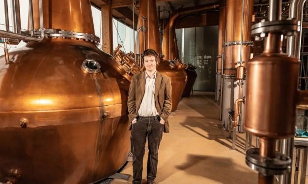 Fionnan O'Connor y el retorno del auténtico whiskey irlandés