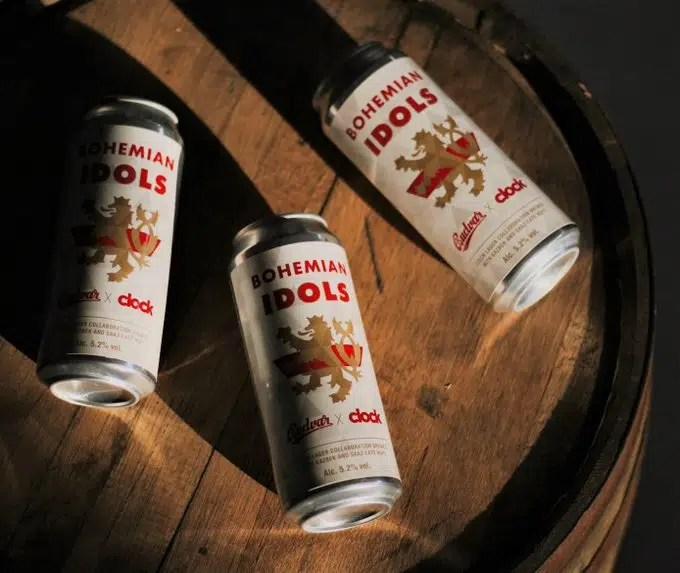 Bohemian Idols: 2 cerveceras se unen en un producto único