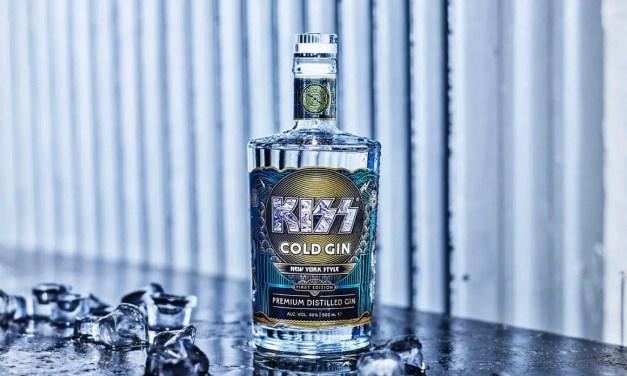 Cold Gin de KISS, inspirado en las calles de Nueva York