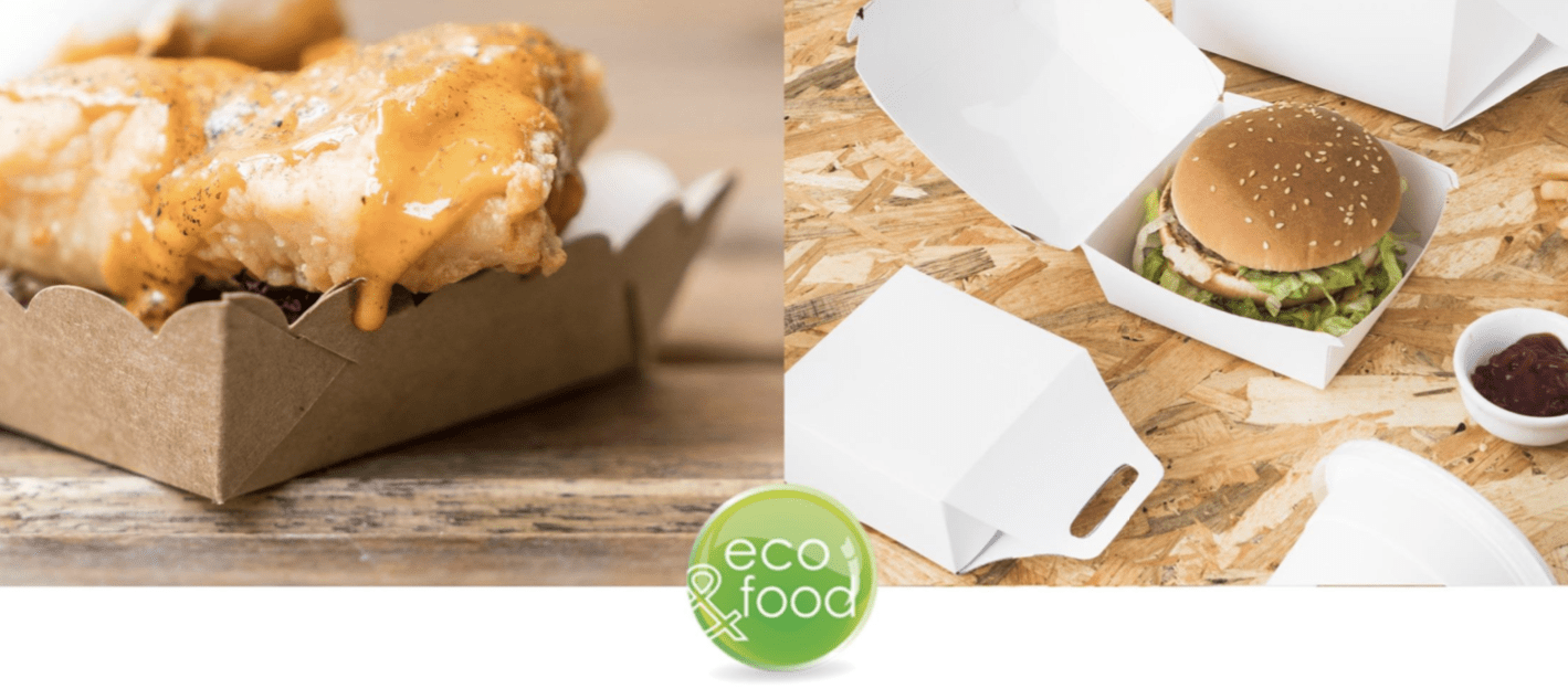 Packaging alimentare ecologico per Food Service
