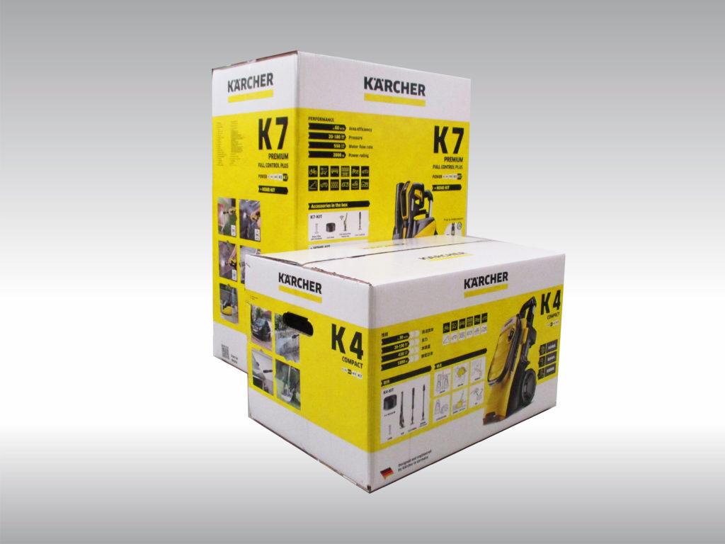 Digital Print: Case history Lic Packaging e Kärcher