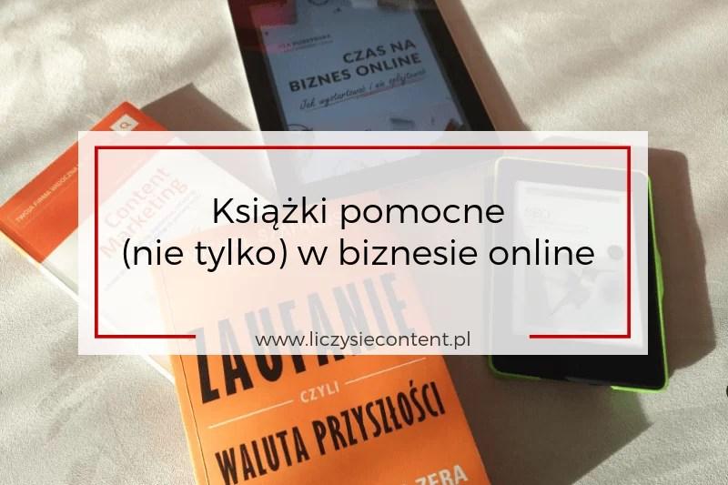 jakie książki o biznesie online warto mieć