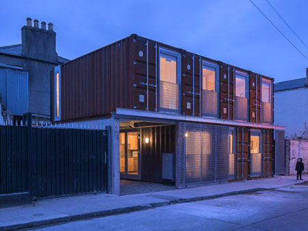 modern kitchen art backsplashes images container house, ringsend, dublin | lid: art, research ...