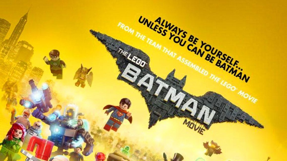 Batman Lego - The movie. La nostra recensione