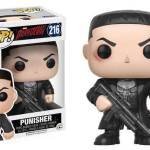 funko pop the punisher daredevil netflix marvel 216