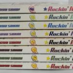 rockin heaven 1-8 serie completa