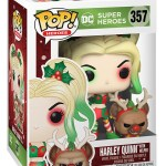 DC Holiday Harley Quinn with Helper #357