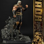 4580708035901 Fist Of The North Star Raoh Ultimate Statue 9