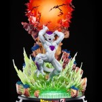 Dragon Ball Z Frieza (Freezer) 4th Form Hqs+ Statue 0