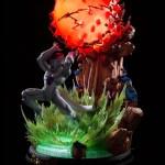 Dragon Ball Z Frieza (Freezer) 4th Form Hqs+ Statue 14