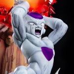 Dragon Ball Z Frieza (Freezer) 4th Form Hqs+ Statue 15