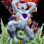 Dragon Ball Z Frieza (Freezer) 4th Form Hqs+ Statue 3
