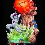 Dragon Ball Z Frieza (Freezer) 4th Form Hqs+ Statue 5