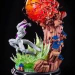 Dragon Ball Z Frieza (Freezer) 4th Form Hqs+ Statue 6
