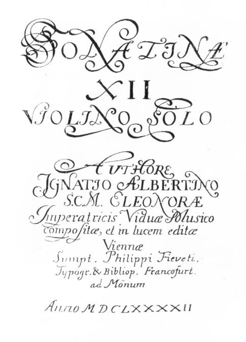 Albertini-sonatinae-title-page