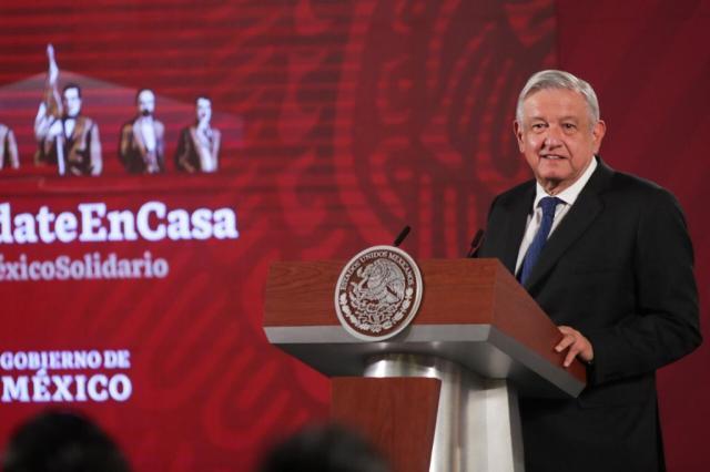 AMLO anuncia 11 medidas para enfrentar la crisis económica por el ...