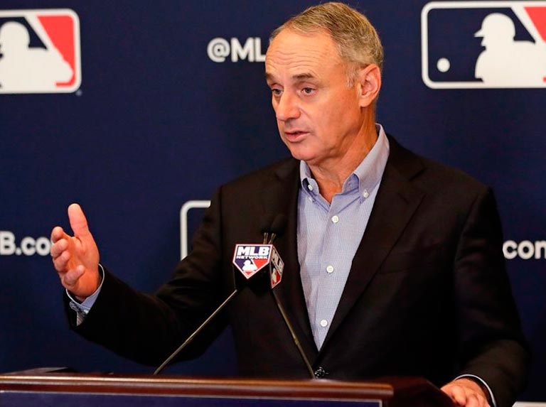 On the ball   Another arbitrariness of Rob Manfred