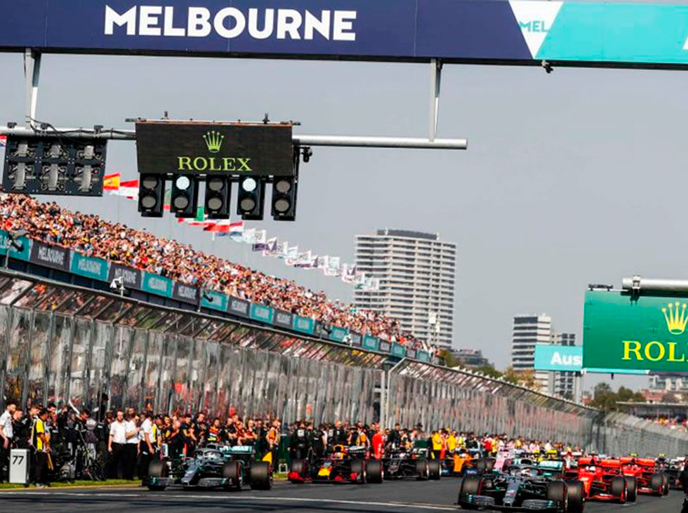 23 tests will have F1 in 2022