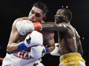 Left Hook | Crawford, number 1 of the classification