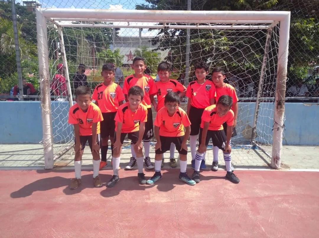 Club Atlético FALF en el YMCA de San Martín