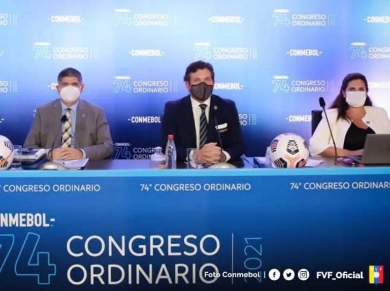 Conmebol will distribute more than 300 million dollars