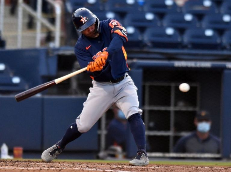 Altuve's avalanche of power in June