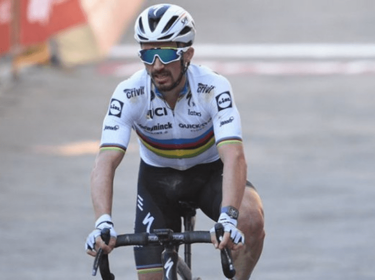 Alaphilippe in command of a powerful team for Milan San Remo
