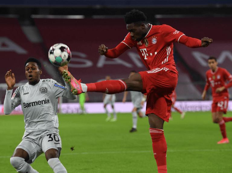 Bayern beat Leverkusen and could win the Bundesliga on Saturday