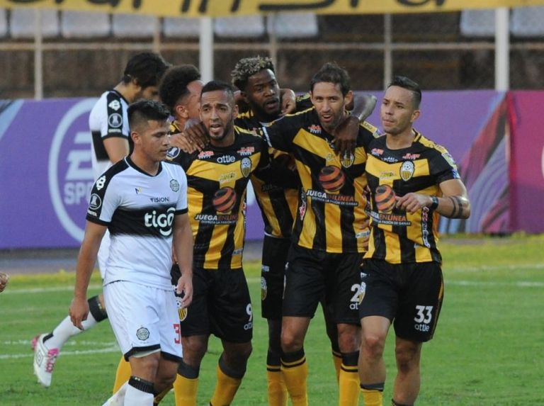 Táchira started with the right foot in the Libertadores